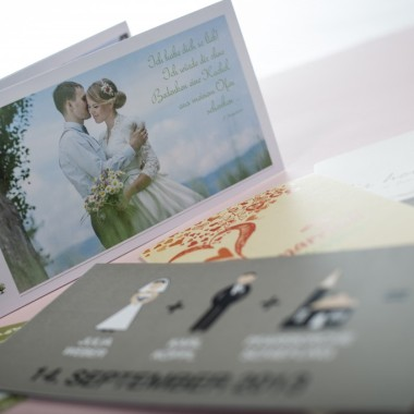 Hochzeitsdrucksorten